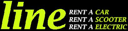 Line Rent a car